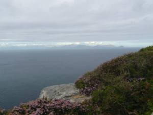 View from top of Cape of Good Hope